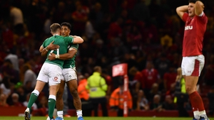 Ireland beat Wales 22-17 last Saturday