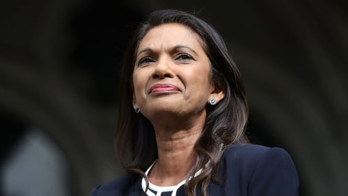 The case was brought by businesswoman Gina Miller and supported by former prime minister John Major