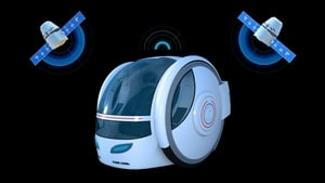An autonomous electric pod - the transport solution for the future?