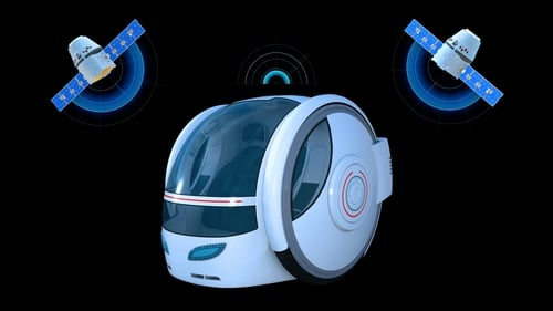 An autonomous electric pod - the transport solution for the future?