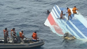 The Air France plane plunged into the ocean en route from Rio de Janeiro to Paris in 2009 after entering an aerodynamic stall