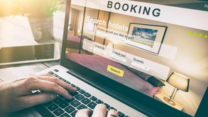 Holiday planning was clearly a focus for consumers this month with debit card spend on booking accommodation up 101%