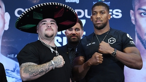 Andy Ruiz Jr and Anthony Joshua  will fight in the Saudi Arabian town of Diriyah on 7 December