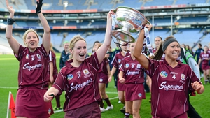 Galway are looking to a celebrate another All-Ireland double