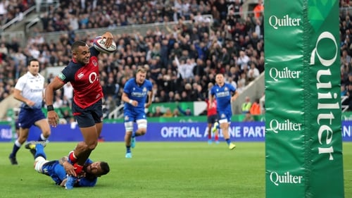 England warm-up with 37-0 Italy thrashing