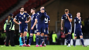 Scotland suffered defeat at home to Russia
