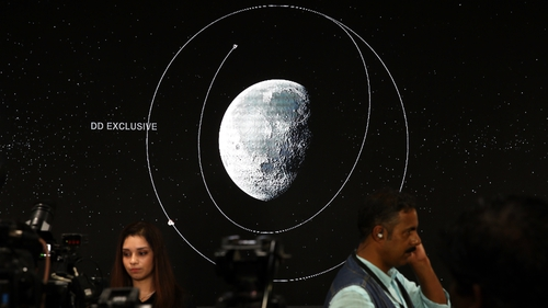 India loses communication with its unmanned moon lander