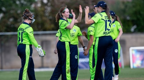 Ireland were due to take part in the Women's World Cup cricket qualifiers