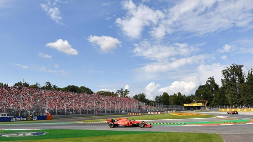 Leclerc has claimed a second win in two weeks