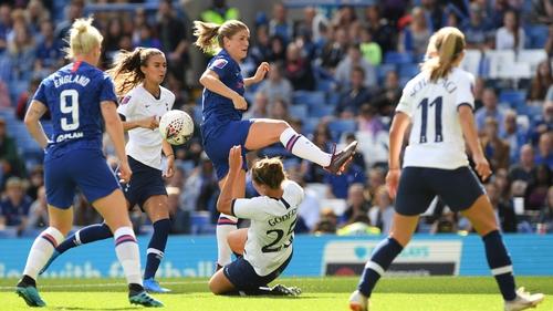 Man City women edge Man Utd in front of 31,000