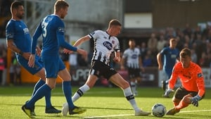In the league, Dundalk have beaten Waterford 4-0, 3-0 and 4-0 in the three games played so far