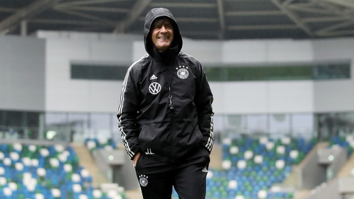 """Joachim Loew: """"Northern Ireland are very physical and we need to be ready for their aggression."""""""