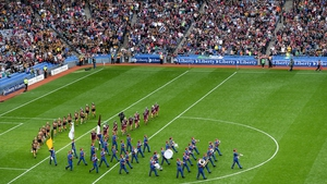 Just under 25,000 attended the camogie finals at Croke Park