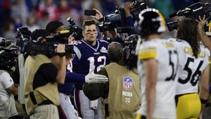 Brady is looking to emulate Peyton Manning and win a Super Bowl with two teams