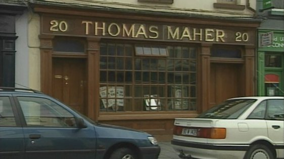 Thomas Maher's Pub, O'Connell Street, Waterford (1999)