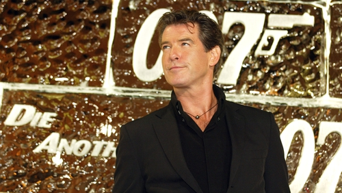 """Pierce Brosnan - """"I think it would be exhilarating, it would be exciting"""""""