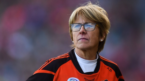 Ann Downey has left her position of Kilkenny manager