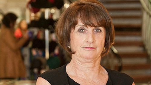 Marian O'Gorman is the chief executive of Kilkenny Design Group