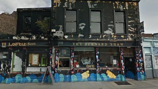 Bernard Shaw Closure