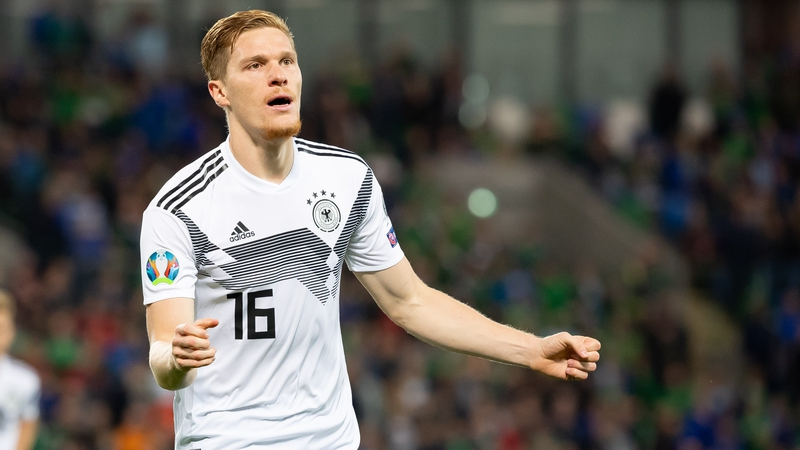 Germany see off gutsy Northern Ireland
