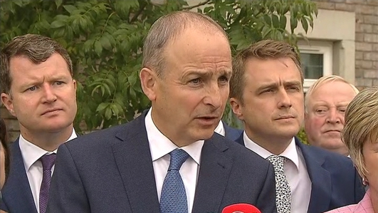 Fianna Fáil set out its priorities ahead of the new Dáil schedule