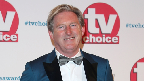 Adrian Dunbar - Line of Duty star was named Best Actor