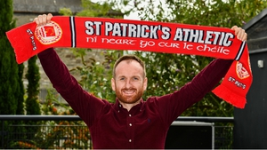 O'Donnell enjoyed a winning start as St Pat's manager with a  2-1 victory over Finn Harps