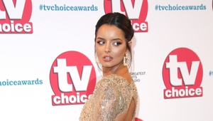 Maura Higgins attended the TV Choice Awards 2019 wearing an Irish design.
