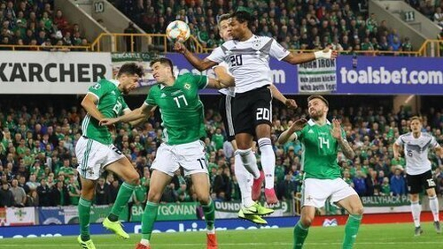 Northern Ireland contain only four Premier League players in their squad