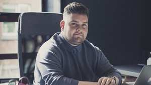 Sam Dennigan has set up his Strong Roots brand based around frozen veg