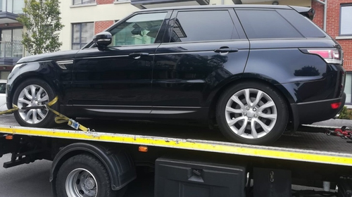 The vehicle was seized in Clondalkin