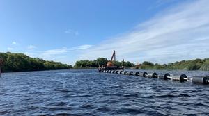 'Exploiting Irish Fishermen' Film and the Meelick Weir