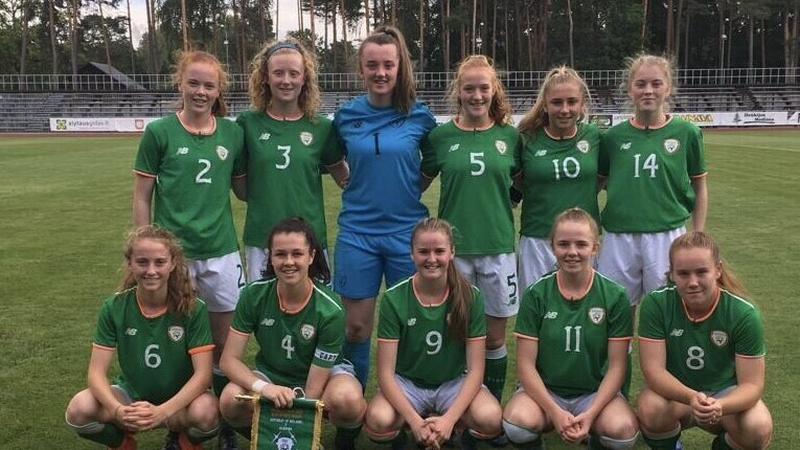 Ireland U17s win 10-0 to kick-off UEFA qualifier round