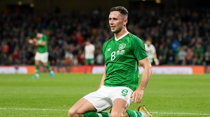 Alan Browne starts against New Zealand, however, does that rule him out of the starting XI to face Denmark?
