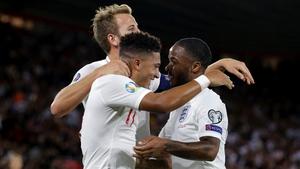 England defeated Kosovo 5-3 in Southampton