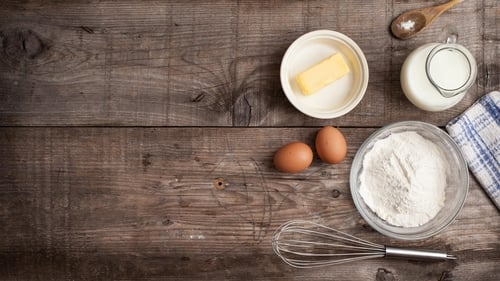 Inspired by Channel 4's Great British Bake Off, Lauren Taylor is learning to bake.