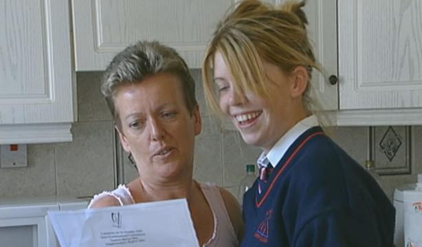 Laura  and Christine Ward (2004)