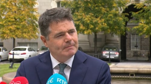 Paschal Donohoe will announce the full details of the budget in the Dáil on 8 October