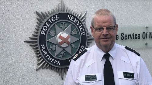 Simon Byrne said the need for more officers is partly the result of an increase in the activities of dissident republicans