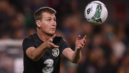 Stephen Kenny takes over from Mick McCarthy in the summer of 2020