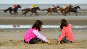 There are few better tracks to bring young racegoers than Laytown