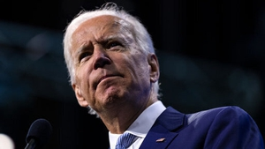 Former vice-president Joe Biden is the front runner for the Democrat nomination