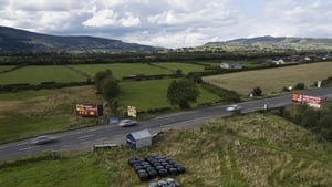 An avoidance of a hard border in Northern Ireland may be 'unsustainable', according to the documents