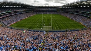 Croke Park will be full again for the replay