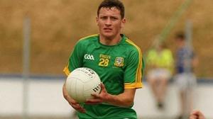 Darren Connell (image from Meath GAA Instagram)