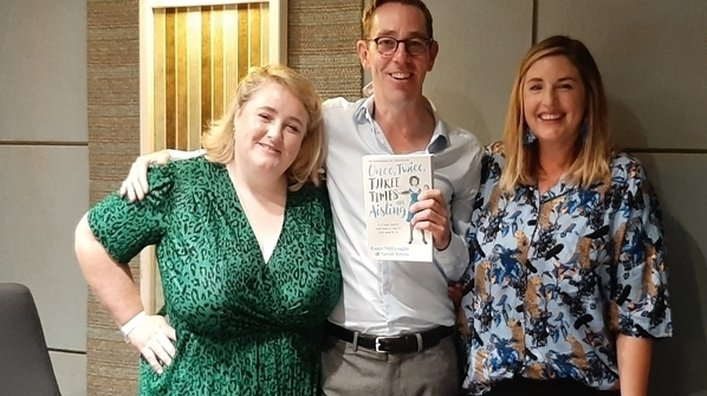 The Aisling authors on The Ryan Tubridy Show
