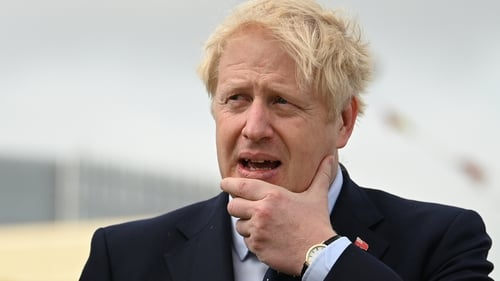 Opposition accuses Johnson of lying to Queen over Brexit