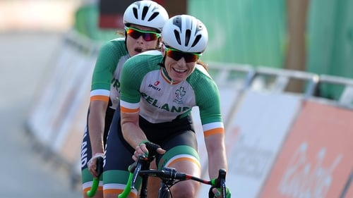 Eve McCrystal and Katie-George Dunlevy have already enjoyed considerable success in 2019