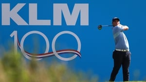 Callum Shinkwin set the pace on day one of the KLM Open