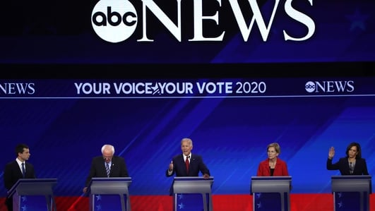 Candidates clash in third Democratic 2020 debate